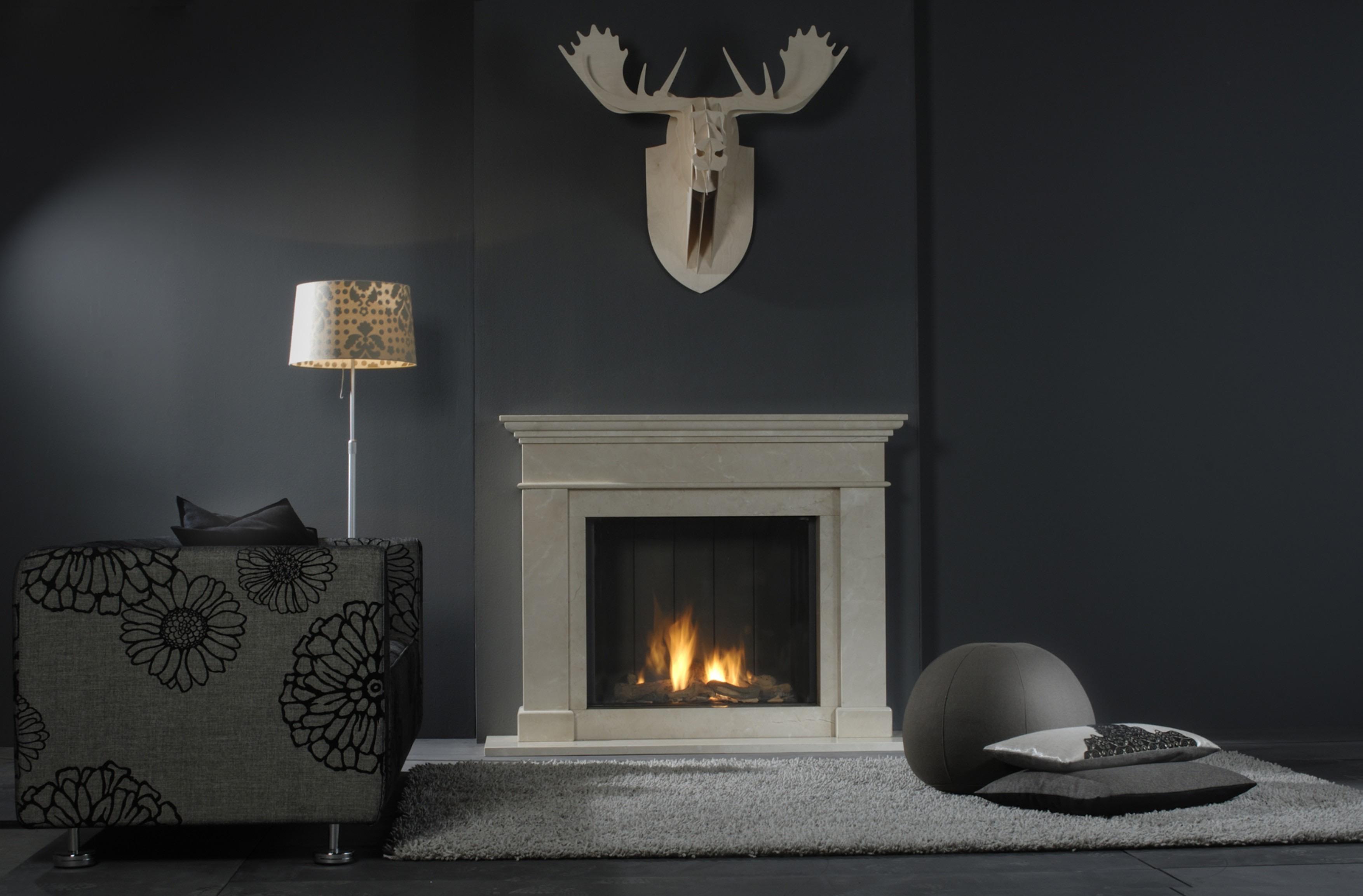 klassische gas kamine hhk hamburger kamine gmbh. Black Bedroom Furniture Sets. Home Design Ideas